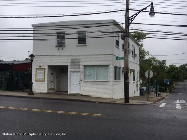 Commercial for Sale at 3936 Amboy Road Staten Island, New York 10308 United States