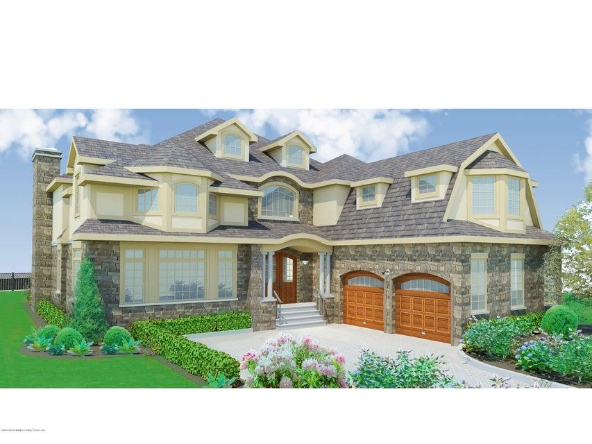 Single Family Home for Sale at 24 Ottavio Promenade Staten Island, New York 10307 United States