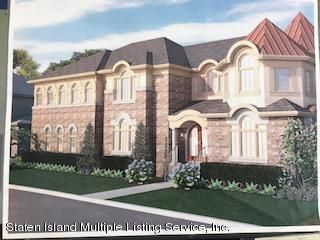 Single Family Home for Sale at 55 Leonello Lane Staten Island, New York 10307 United States