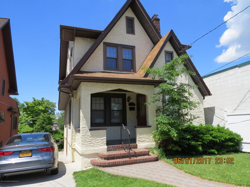 Single Family Home for Sale at 542 Bard Avenue Staten Island, New York 10310 United States