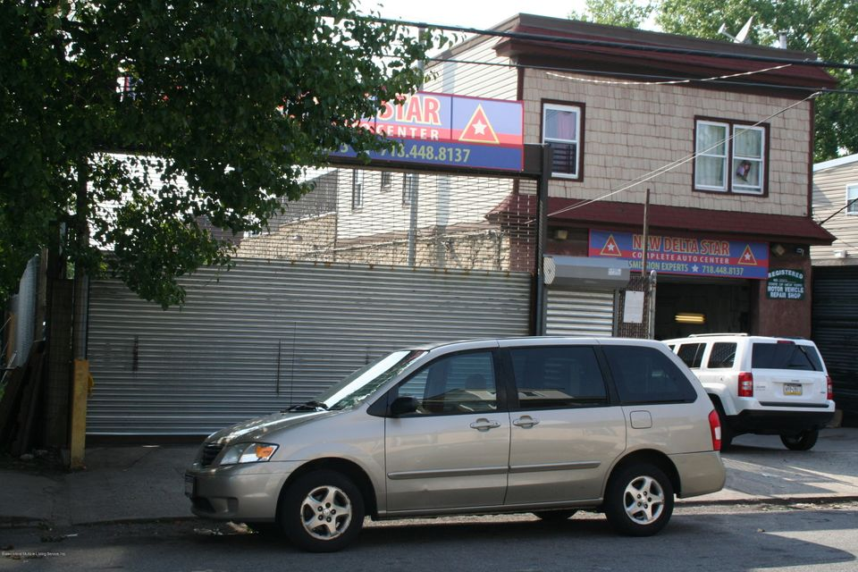Commercial for Sale at 262 Pulaski Street Staten Island, New York 10303 United States