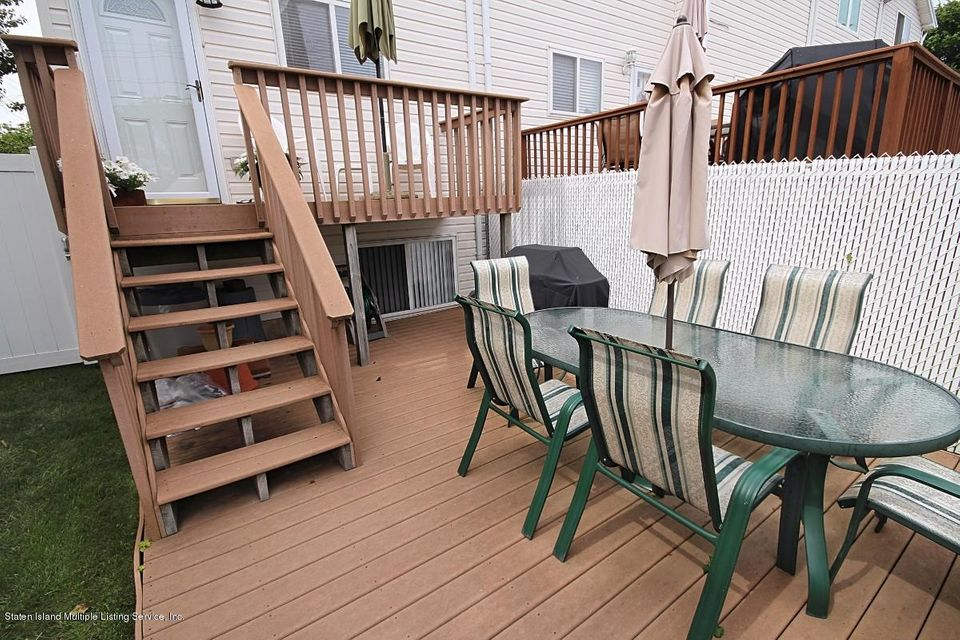 Single Family - Attached 43 Bouton Lane  Staten Island, NY 10312, MLS-1111314-23