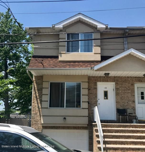 Single Family Home for Sale at 40 Stacey Lane Staten Island, New York 10306 United States