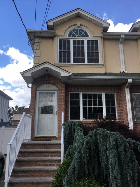 39 Lorraine Avenue, Staten Island, NY 10312