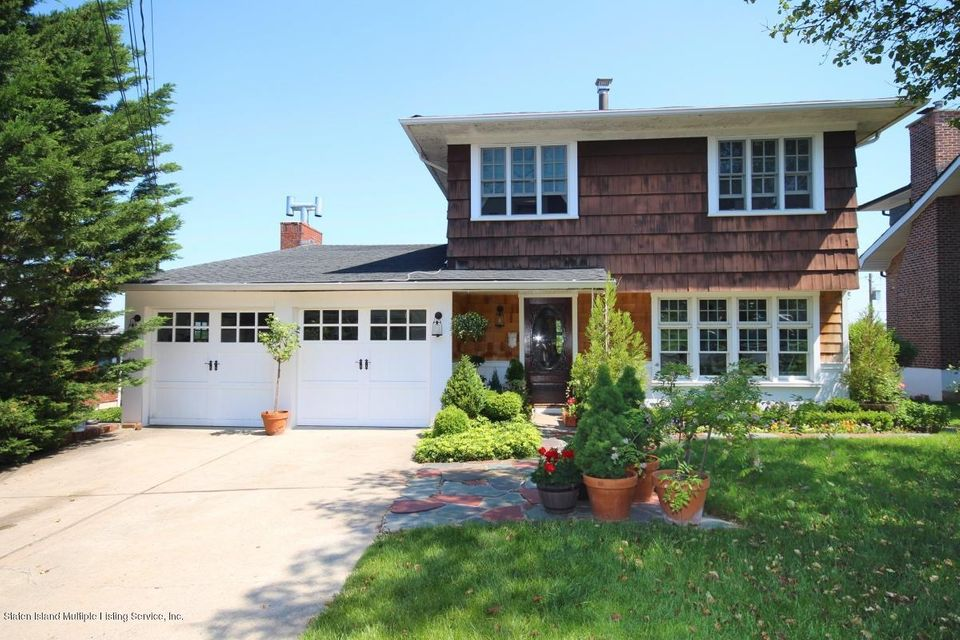 Single Family Home for Sale at 111 Marshall Avenue Staten Island, New York 10314 United States