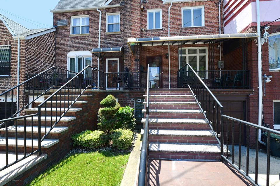 Two Family - Attached 1240 Avenue V   Brooklyn, NY 11229, MLS-1111507-2