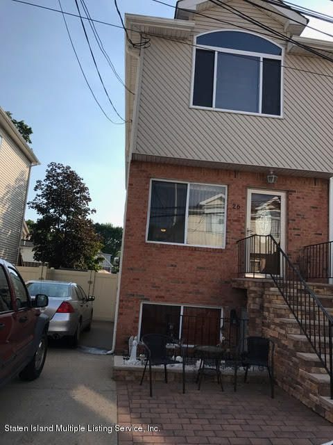 Single Family Home for Sale at 26 Bentley Lane Staten Island, New York 10307 United States