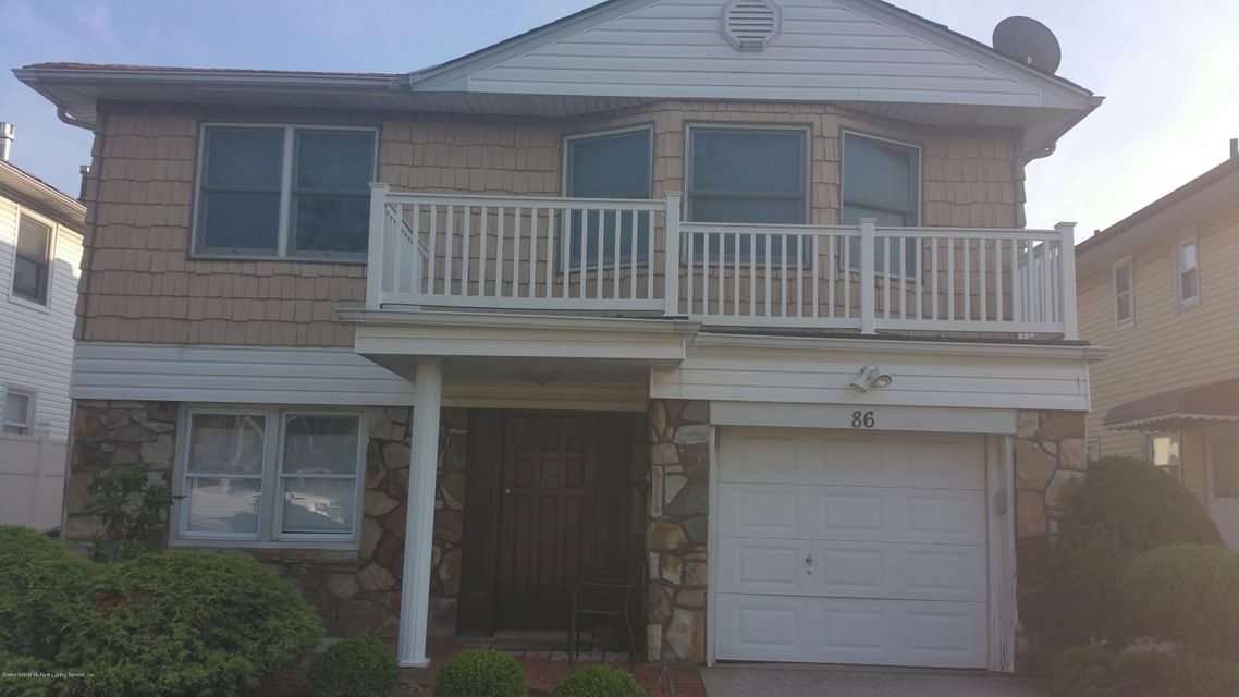 Additional photo for property listing at 86 Copley St  Staten Island, New York 10314 United States