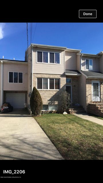 Single Family Home for Sale at 589 Bloomingdale Road Staten Island, New York 10309 United States