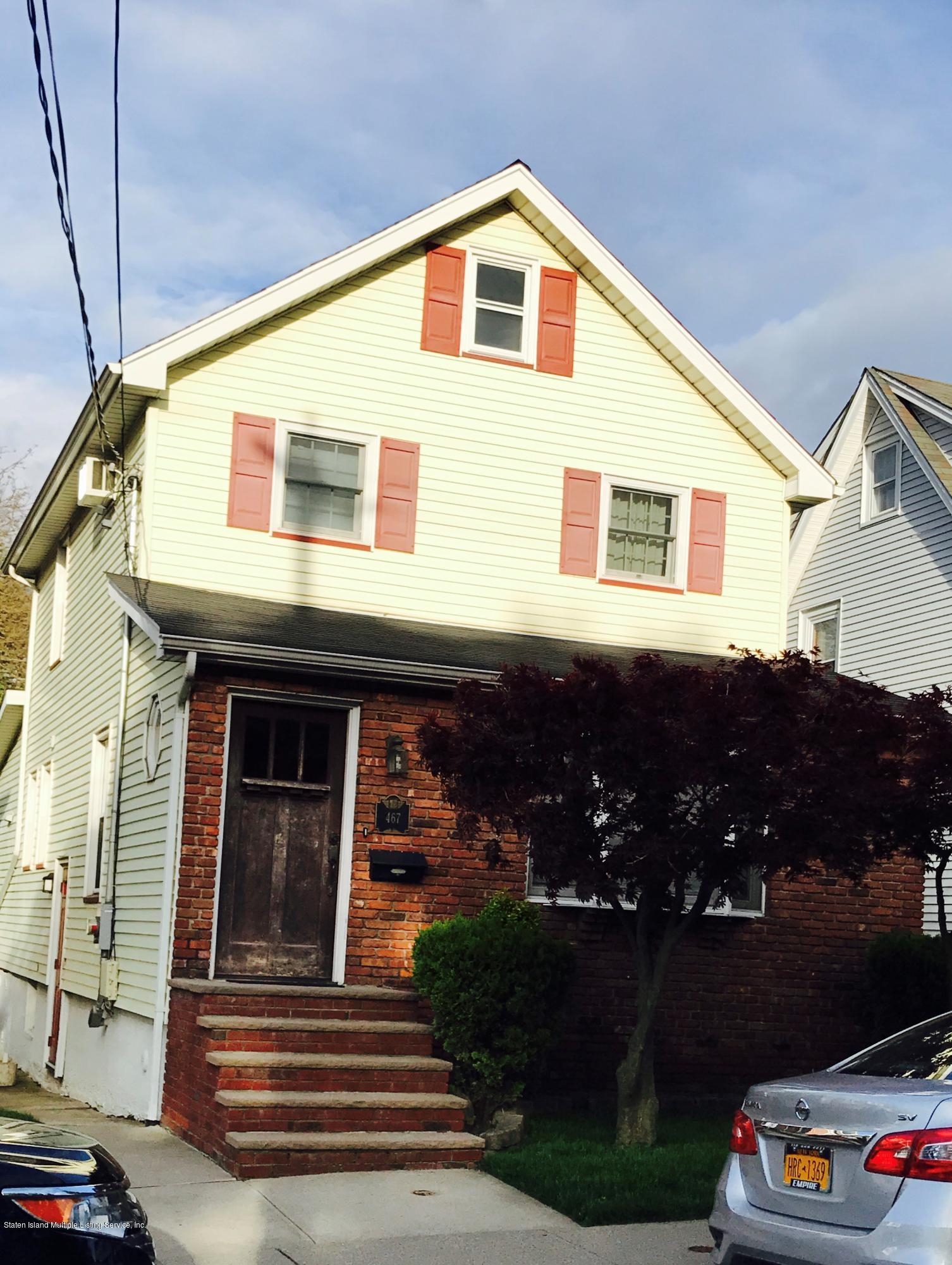 Single Family - Detached in West Brighton - 467 Pelton Avenue Avenue  Staten Island, NY 10310