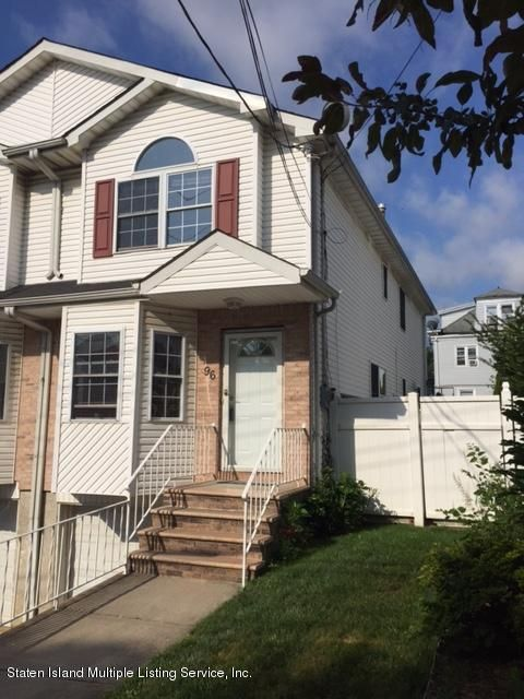 Single Family Home for Sale at 96 Arthur Avenue Staten Island, New York 10305 United States