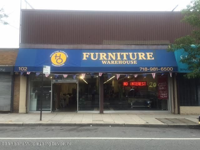 Commercial for Rent at 102 Port Richmond Avenue Staten Island, New York 10302 United States