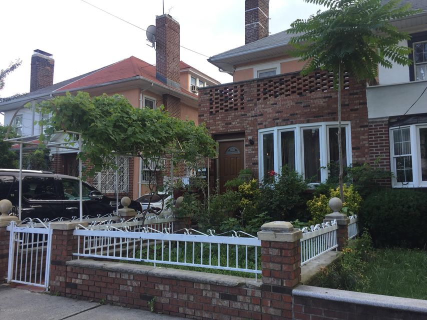 Single Family Home for Sale at 7418 Colonial Road Brooklyn, New York 11209 United States