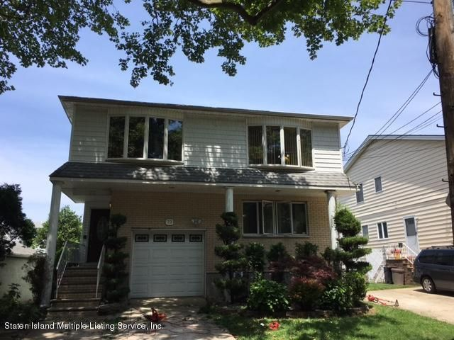 Single Family Home for Rent at 73 Remsen Street Staten Island, New York 10304 United States