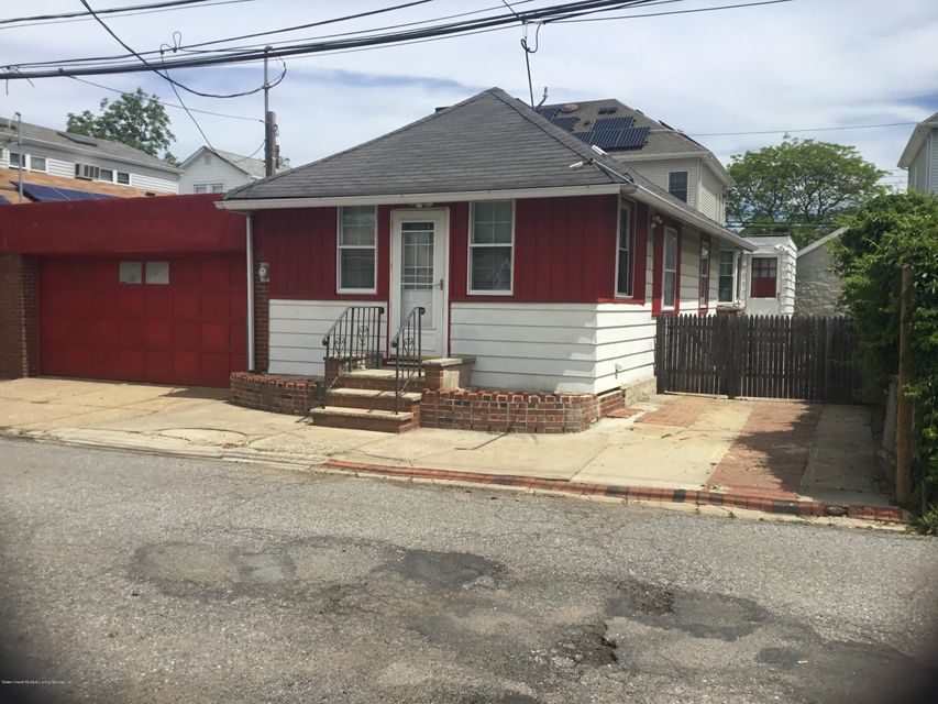 Single Family Home for Sale at 15 Neptune Street Staten Island, New York 10306 United States