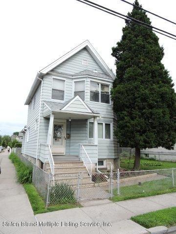 Single Family Home for Sale at 141 Dubois Avenue Staten Island, New York 10310 United States