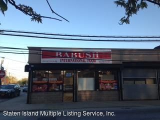Commercial for Rent at 4112 Victory Boulevard Staten Island, New York 10314 United States