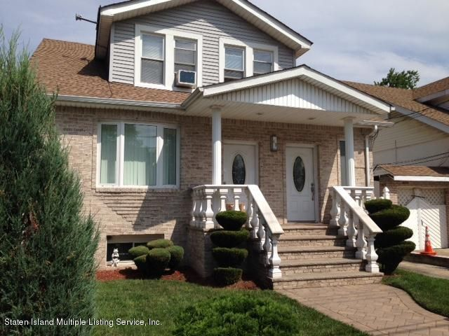 Single Family Home for Sale at 49 Florence Street Staten Island, New York 10308 United States