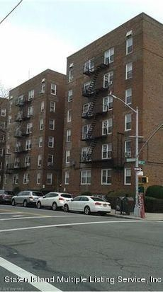 Co-Op in Bensonhurst - 2260 Benson Avenue 1j  Brooklyn, NY 11214