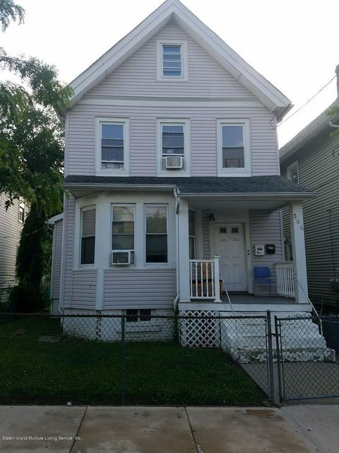 Single Family Home for Sale at 366 Broadway Staten Island, New York 10310 United States