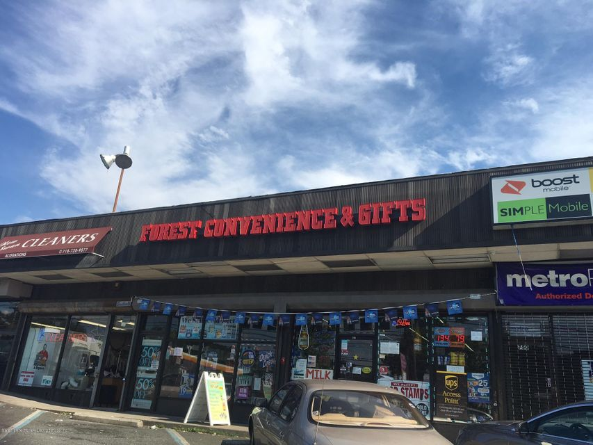 Commercial for Rent at 748 Forest Avenue Staten Island, New York 10310 United States
