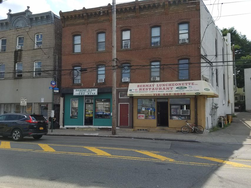 Commercial for Sale at 1918-1920 Richmond Terrace Staten Island, New York 10302 United States