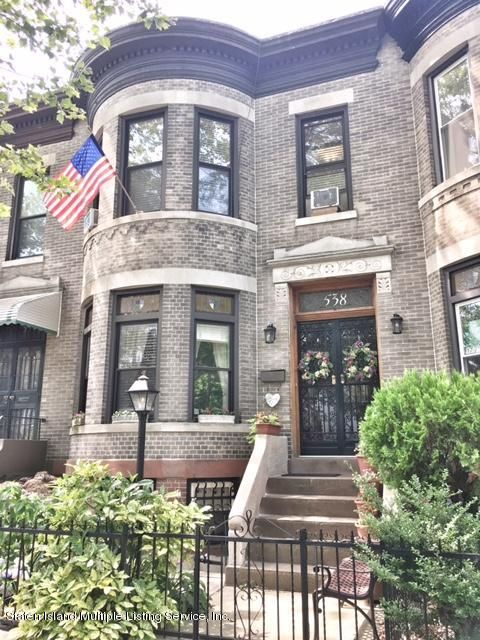 Two Family - Attached in Bay Ridge - 538 76 Street  Brooklyn, NY 11209