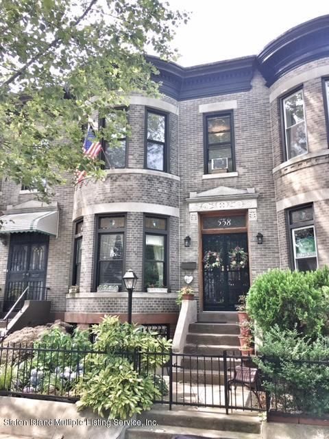 Two Family - Attached 538 76 Street  Brooklyn, NY 11209, MLS-1112191-2