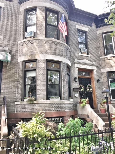Two Family - Attached 538 76 Street  Brooklyn, NY 11209, MLS-1112191-3