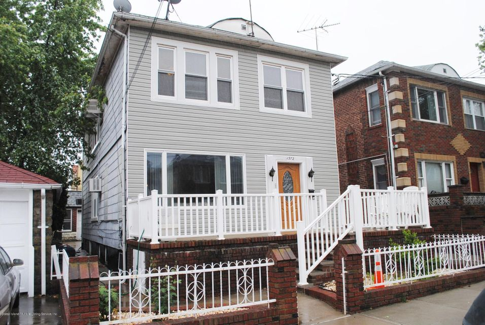 Multi-Family Home for Sale at 1372 82nd Street Brooklyn, New York 11228 United States