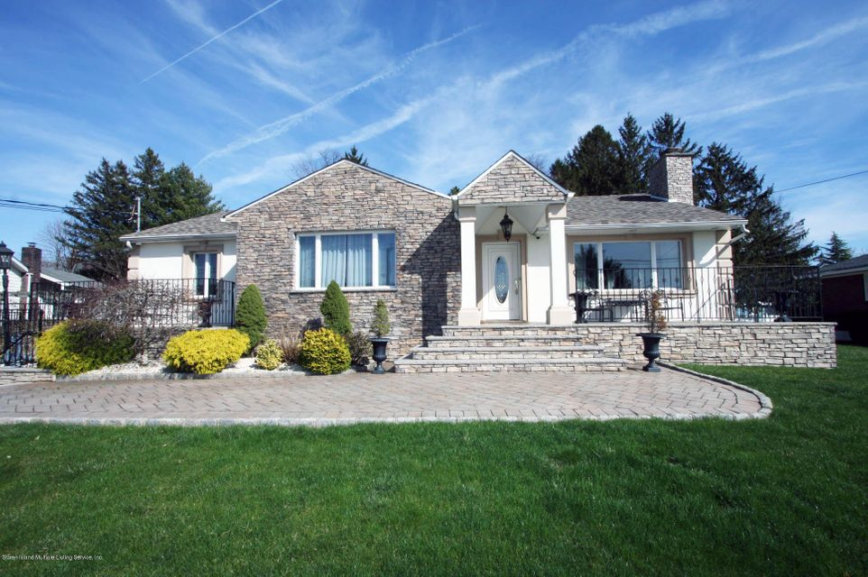 Single Family Home for Sale at 1073 Todt Hill Road Staten Island, New York 10304 United States