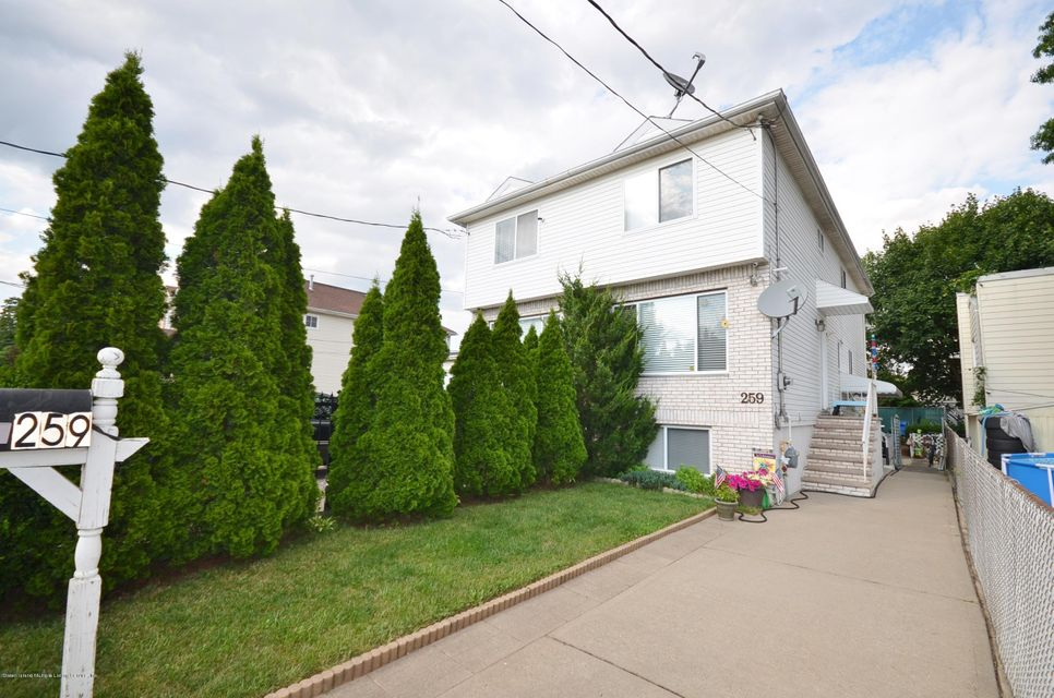 Single Family - Semi-Attached in South Beach - 259 Norway Avenue  Staten Island, NY 10305
