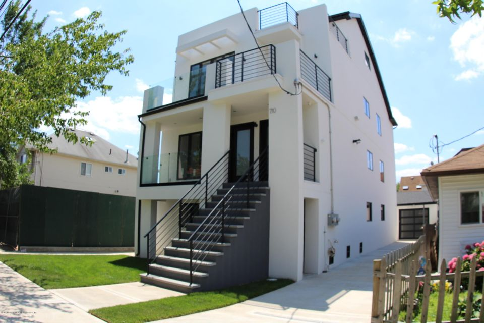 Two Family - Detached 710 Rockaway Street  Staten Island, NY 10307, MLS-1112281-2