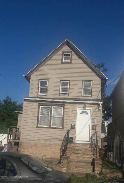 Single Family Home for Sale at 98 Bush Avenue Staten Island, New York 10303 United States