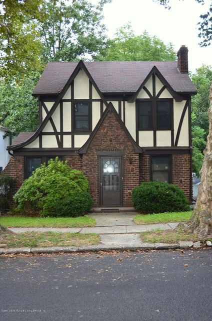 Single Family Home for Sale at 63 Penbroke Avenue Staten Island, New York 10301 United States