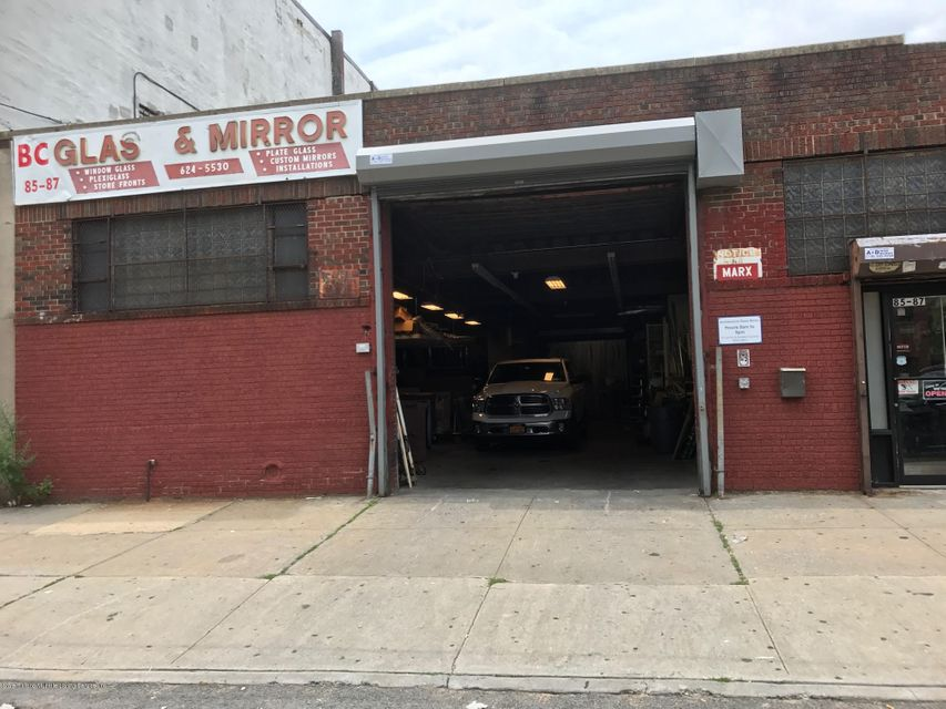 Commercial for Sale at 85 Coffey Street Brooklyn, New York 11231 United States