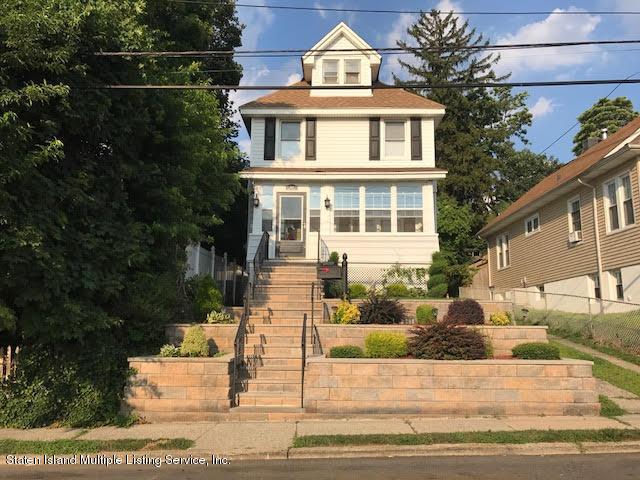 Single Family - Detached in West Brighton - 301 Davis Avenue  Staten Island, NY 10310