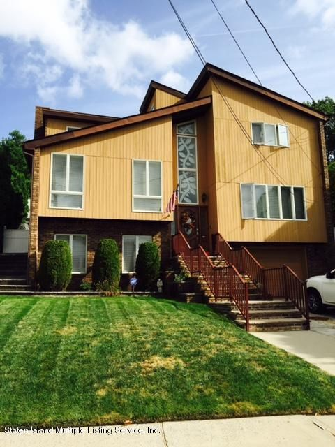 Single Family Home for Sale at 45 Oakdale Ave Staten Island, New York 10304 United States
