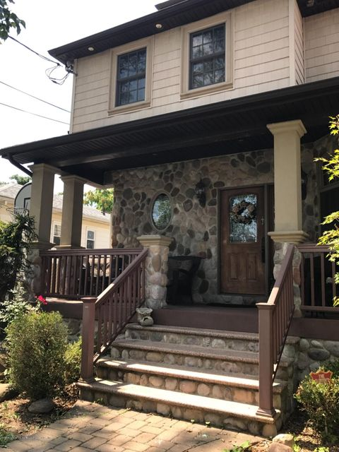 Single Family Home for Sale at 35 Milton Avenue Staten Island, New York 10306 United States