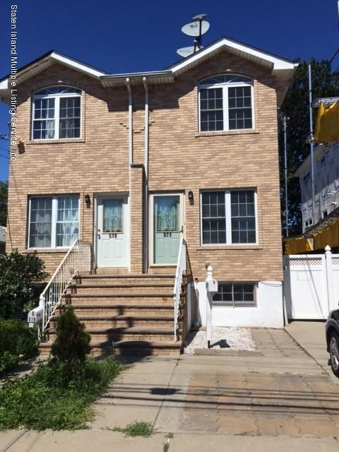 Single Family Home for Rent at 521 Midland Avenue Staten Island, New York 10306 United States