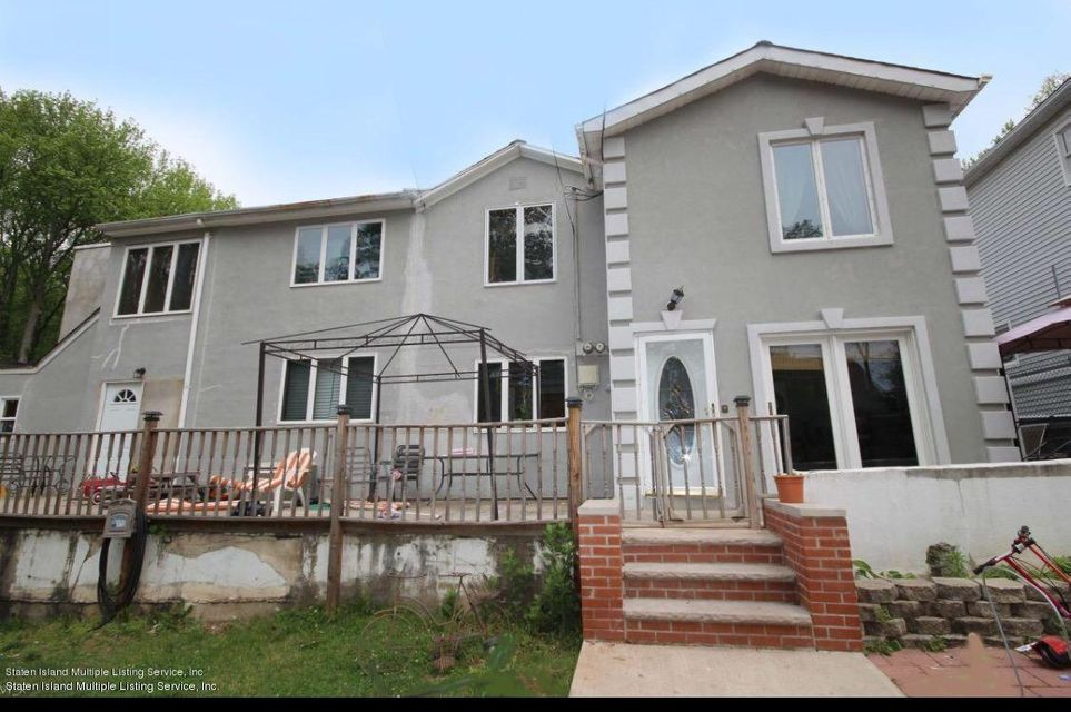 Single Family Home for Rent at 409 Cornelia Avenue Staten Island, New York 10312 United States