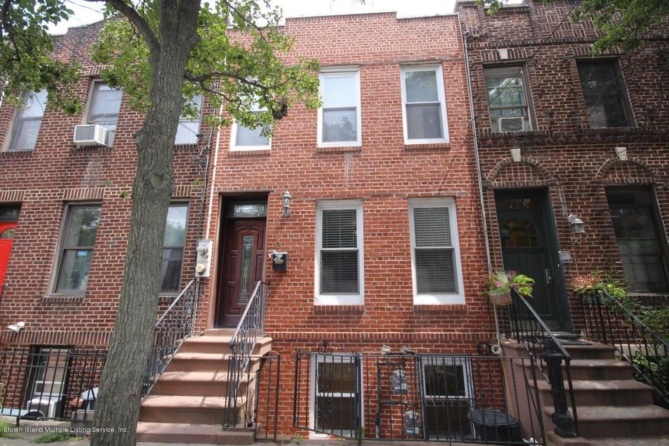 Two Family - Attached in Red Hook - 92 Pioneer Street  Brooklyn, NY 11231