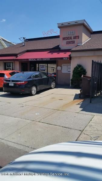 Commercial for Sale at 1432 Hylan Boulevard Staten Island, New York 10305 United States