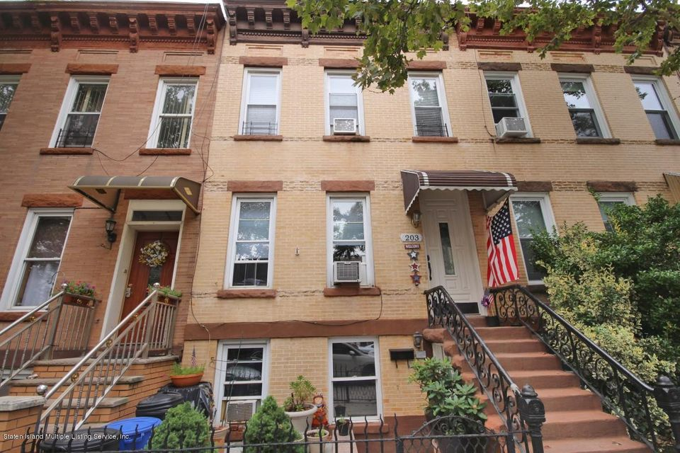 Multi-Family Home for Sale at 203 29th Street Brooklyn, New York 11232 United States