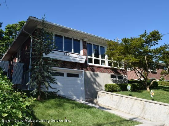 Single Family Home for Sale at 192 Winchester Avenue Staten Island, New York 10312 United States