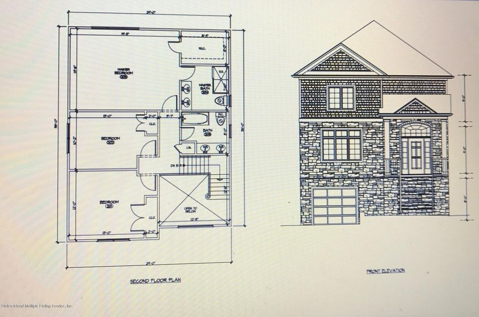 Land for Sale at 37 Foxholm Street Staten Island, New York 10306 United States