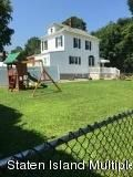 Single Family Home for Sale at 186 Burgher Avenue Staten Island, New York 10305 United States