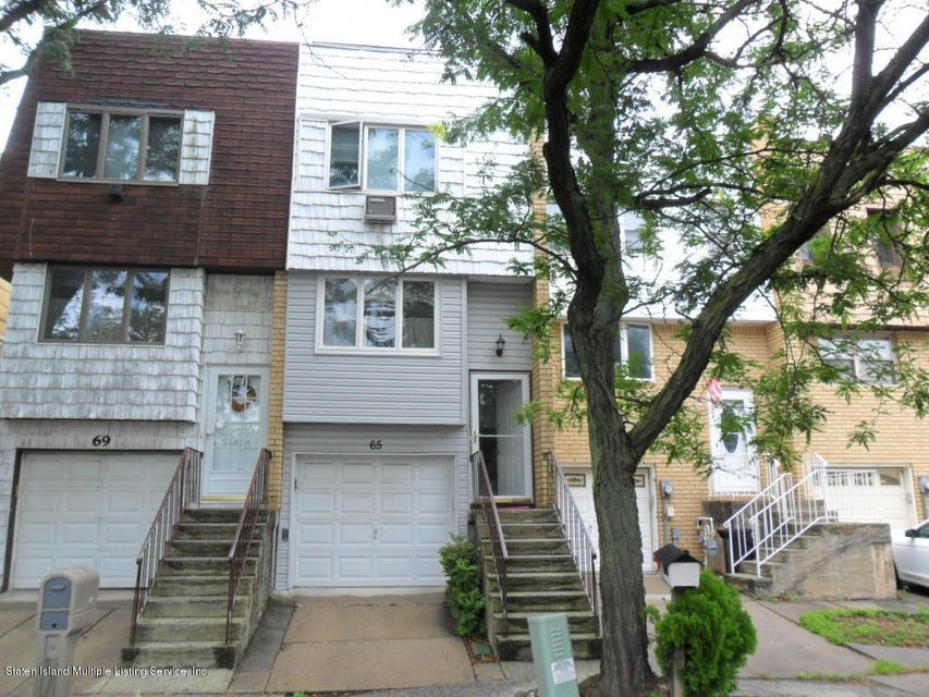 Single Family Home for Sale at 65 Mimosa Lane Staten Island, New York 10312 United States