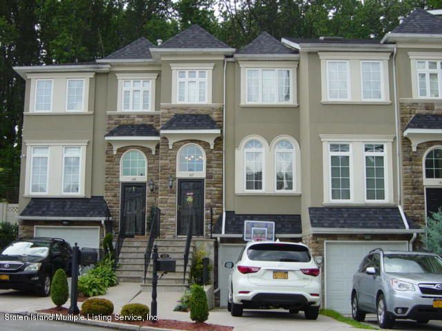 Single Family - Attached in Annadale - 147 Presentation Circle  Staten Island, NY 10312