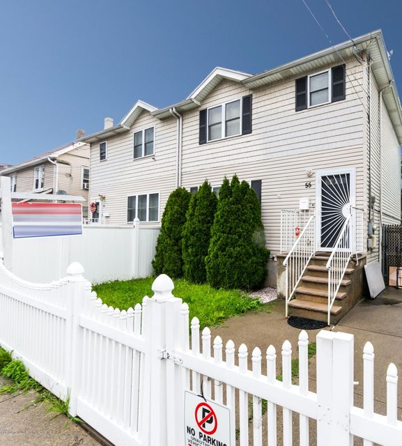 Single Family Home for Sale at 55 Barker Street Staten Island, New York 10310 United States